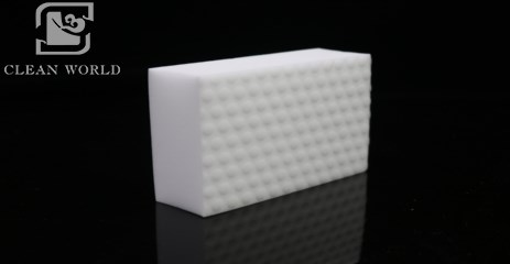 Magic Melamine Foam On Pool Purification