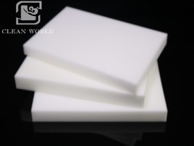 Melamine Foam Sound Absorber For Rail And Automotives Indust