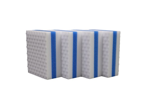 compressed melamine foam sponge