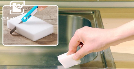 Magic Melamine Sponge Cleaning Eraser