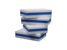 Compressed Melamine Foam