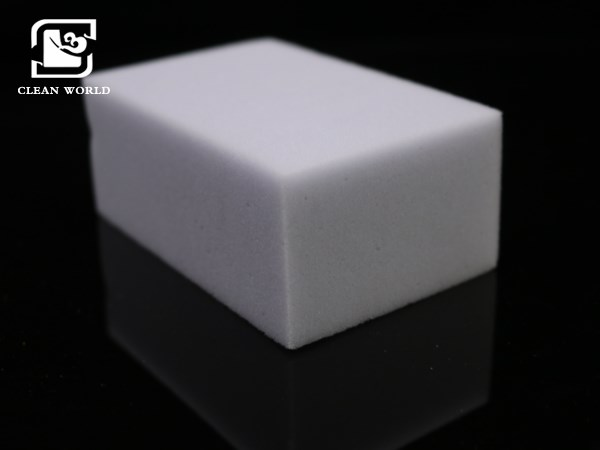 enworld melamine foam eraser grey can be often used in car cleaning.