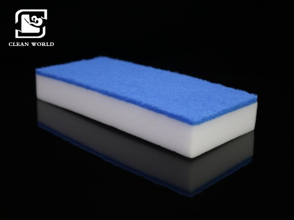 melamine foam cleaner with scouring pad price