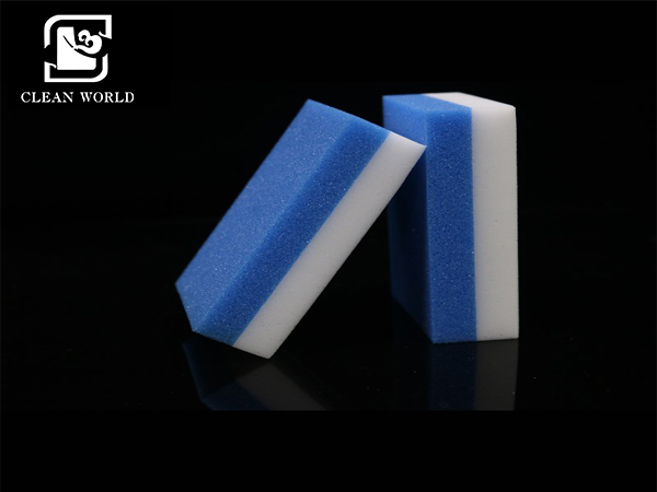 melamine pu foam magic eraser
