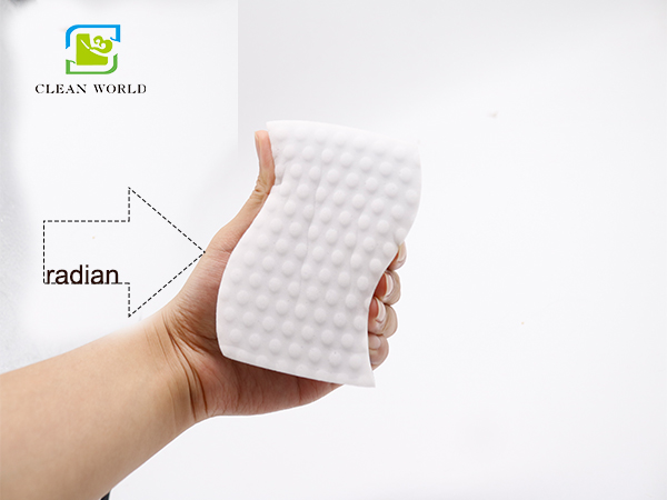 compound melamine foam pu sponge