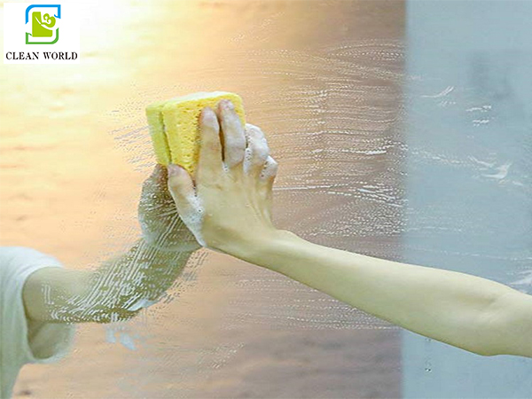 cellulose sponge for cleaning