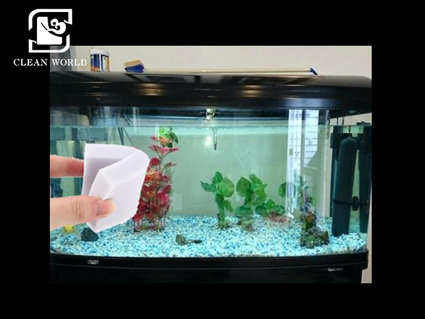 melamine foam cleaner for fish tank