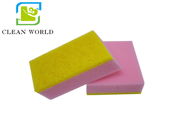 compound melamine foam sponge
