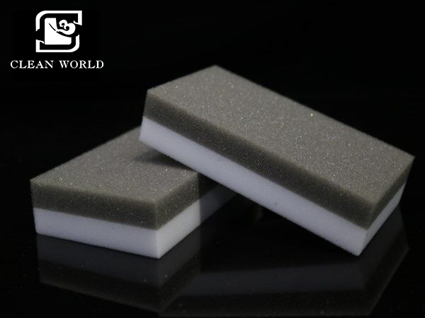 grey compound melamine foam pu sponge