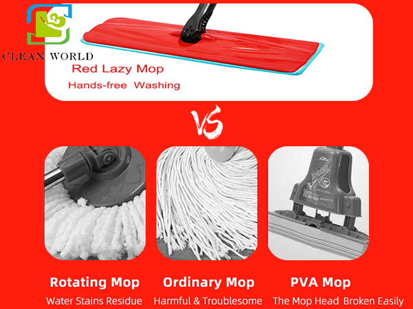 lazy mop vs other mops