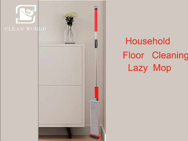 household floor cleaning lazy mop
