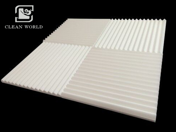 wedgy-melamine-foam-acoustic-insulation