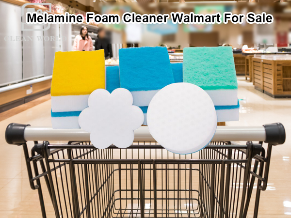 melamine foam cleaner Walmart for sale
