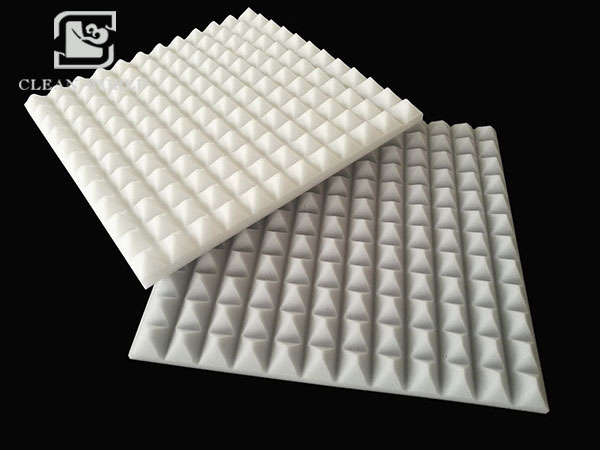 High quality melamine acoustic foam