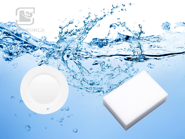 melamine foam cleaner for using